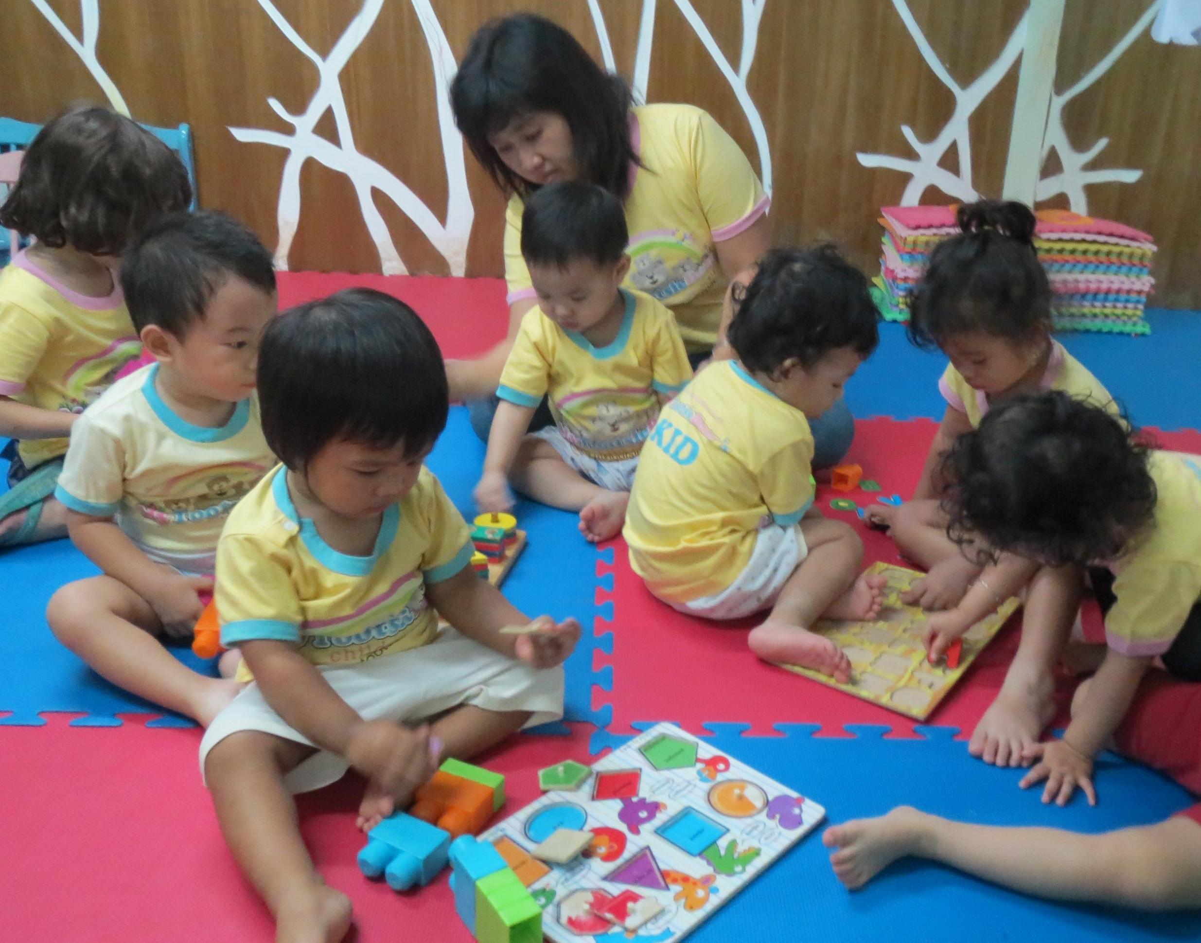 child care jakarta