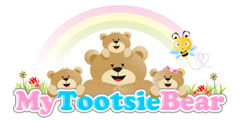 Logo My Tootsie Bear